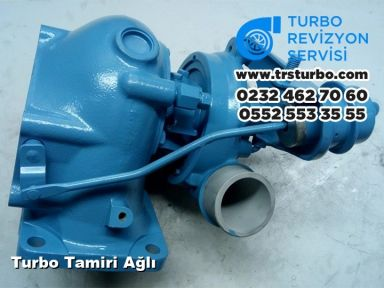 Ağlı Turbo Tamiri