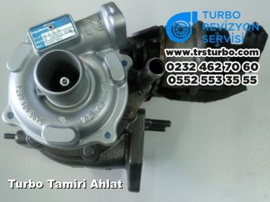 Ahlat Turbo Tamiri