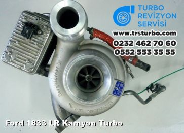 Ford 1833 LR Kamyon Turbo