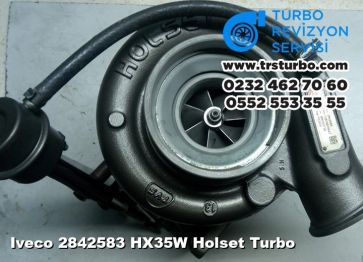 Iveco 2842583 HX35W Holset Turbo