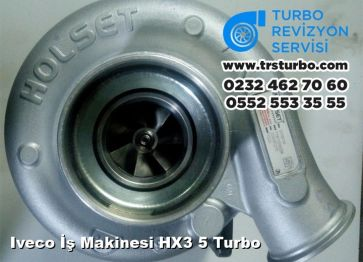 Iveco İş Makinesi HX3 5 Turbo