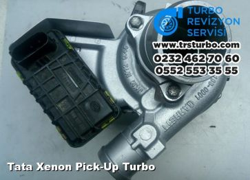 Tata Xenon Pick-Up Turbo