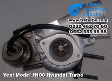 Yeni Model H100 Hyundai Turbo