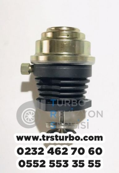 MTU Turbo Charger Wastegate Valve