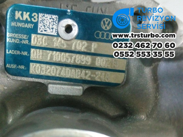 K032074dab42 248 03c 145 702 P Volkswagen Tiguan 1 4 Tsi
