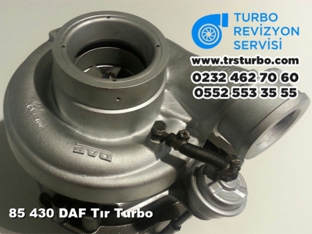 85.430 DAF Tır Turbo