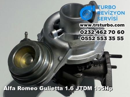 Alfa Romeo Gulietta 1.6 JTDM 105Hp