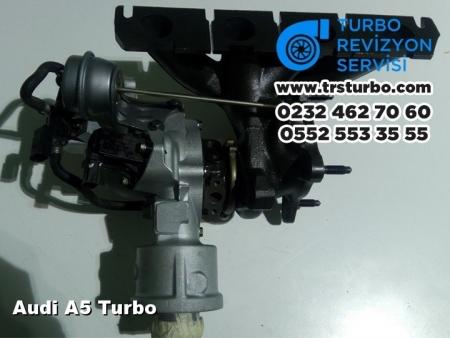 Audi A5 Turbo