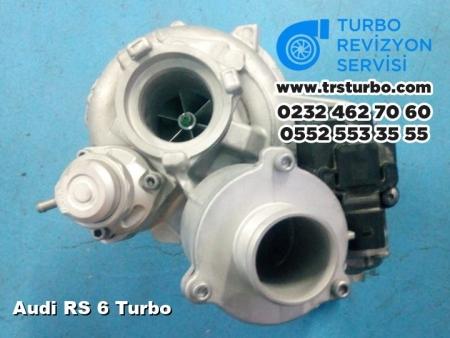 Audi RS 6 Turbo