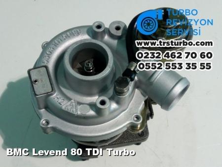 BMC Levend 80 TDI Turbo