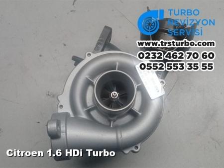 Citroen 1.6 HDi Turbo