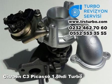 Citroen C3 Picasso 1.6hdi Turbo