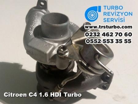 Citroen C4 1.6 HDI Turbo