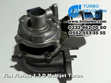 Fiat Fiorino 1.3 D Multijet Turbo