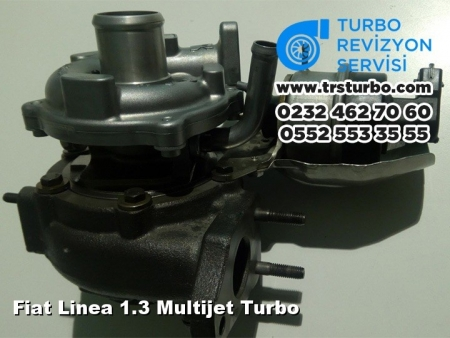 Fiat Linea 1.3 Multijet Turbo