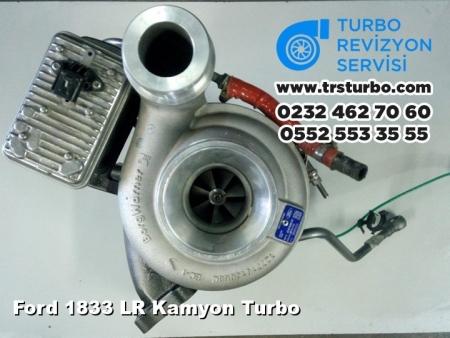 Ford 1833 LR Kamyon Turbo