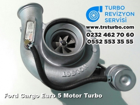 Ford Cargo Euro 5 Motor Turbo