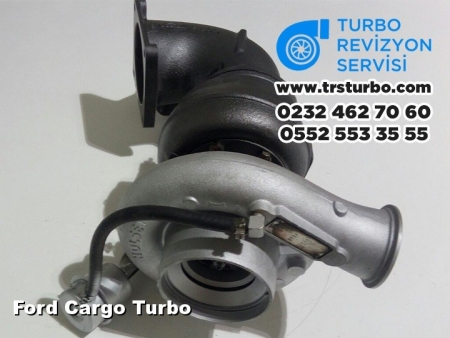 Ford Cargo Turbo