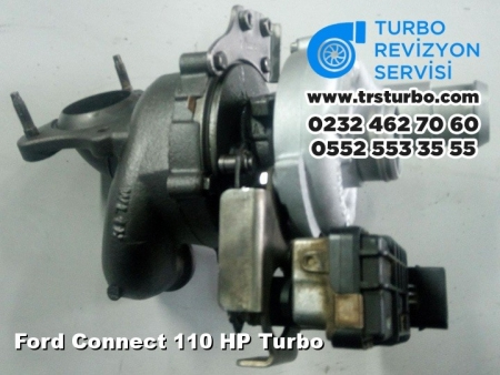 Ford Connect 110 HP Turbo