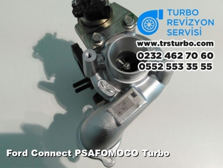 Ford Connect PSAFOMOCO Turbo