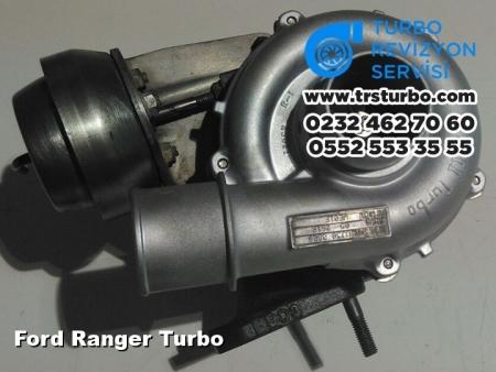 Ford Ranger Turbo