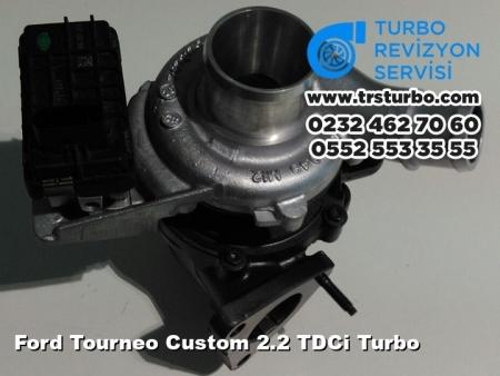 Ford Tourneo Custom 2.2 TDCi Turbo
