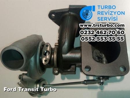Ford Transit Turbo