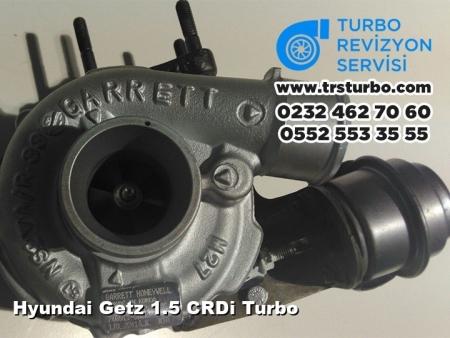 Hyundai Getz 1.5 CRDi Turbo