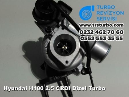 Hyundai H100 2.5 CRDI Dizel Turbo