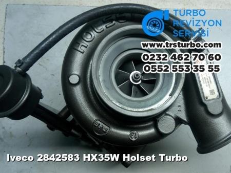 Iveco 2842583 HX35W Holset Turbo