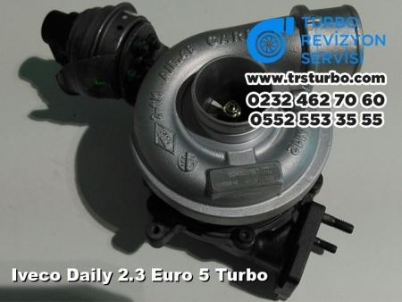 Iveco Daily 2.3 Euro 5 Turbo