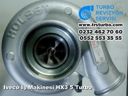 Iveco İş Makinesi HX3 5 Turbo