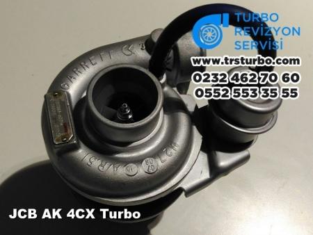 JCB AK 4CX Turbo