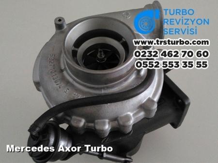 Mercedes Axor Turbo