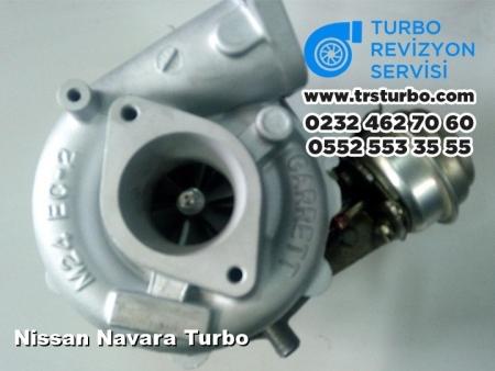 Nissan Navara Turbo
