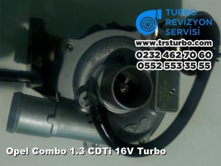 Opel Combo 1.3 CDTi 16V Turbo