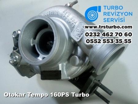 Otokar Tempo 160PS Turbo