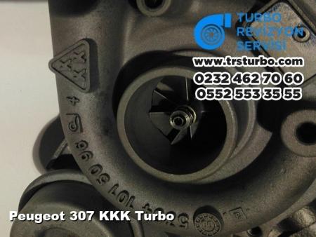Peugeot 307 KKK Turbo