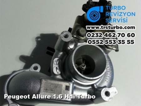 Peugeot Allure 1.6 Hdi Turbo