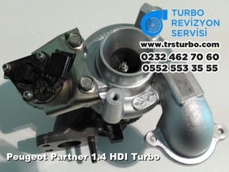 Peugeot Partner 1.4 HDI Turbo