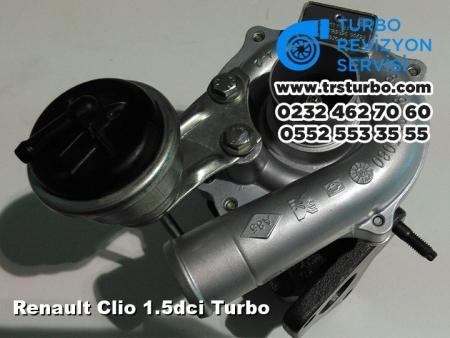 Renault Clio 1.5dci Turbo