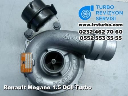 Renault Megane 1.5 DCI Turbo