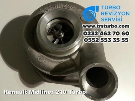 Renault Midliner 210 Turbo