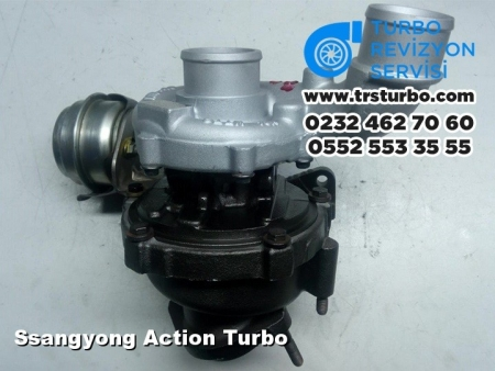 Ssangyong Action Turbo