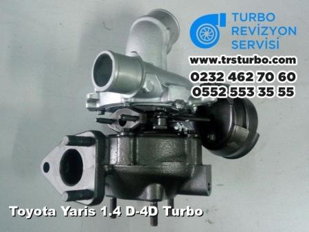 Toyota Yaris 1.4 D-4D Turbo