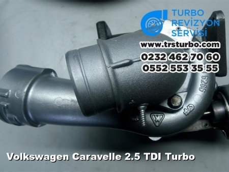 Volkswagen Caravelle 2.5 TDI Turbo