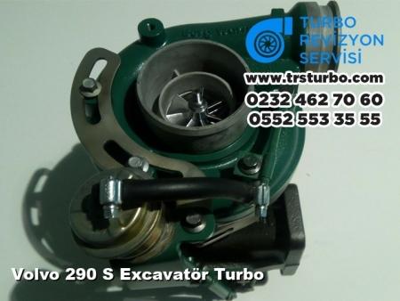 Volvo 290 S Excavatör Turbo