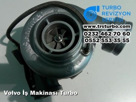 Volvo İş Makinası Turbo
