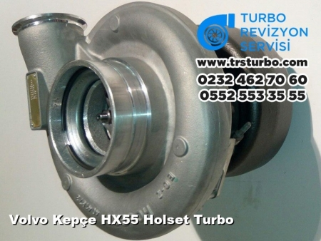 Volvo Kepçe HX55 Holset Turbo