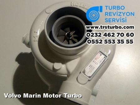 Volvo Marin Motor Turbo